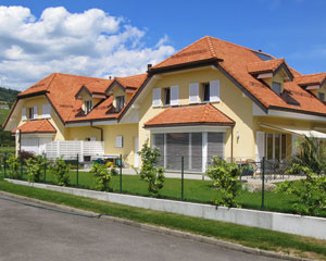 Construction de 6 villas à Perroy