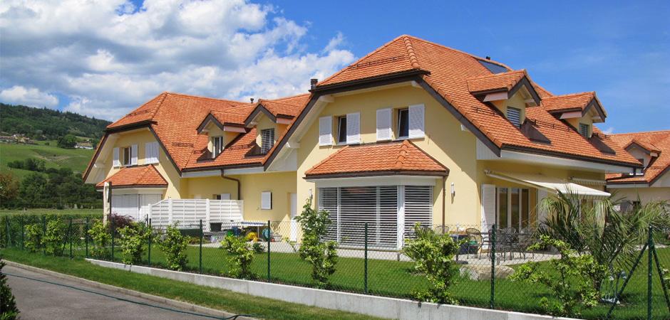 BSD-sa Architecture et Urbanisme - Villa jumelées