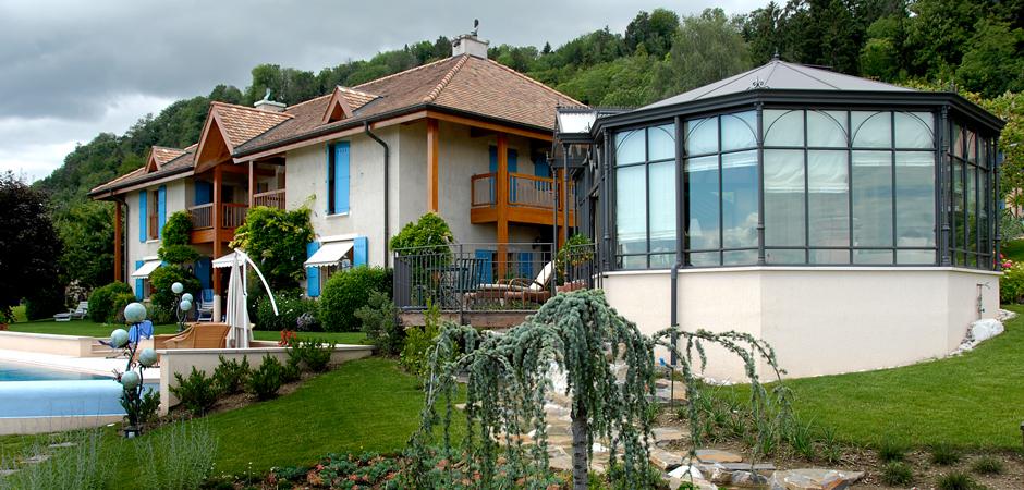 BSD-sa Architecture et Urbanisme - Orangeraie à Bougy-Villars