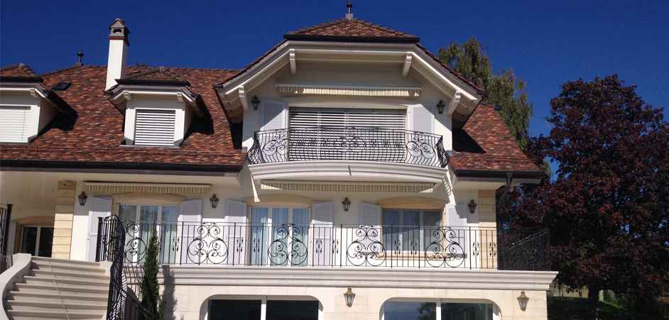 BSD-sa Architecture et Urbanisme - Villa Saint-Sulpice