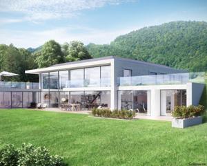 BSD-sa Architecture et Urbanisme - Villa à Chéserex