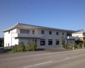 Construction d'une halle Artisanale & de 2 logements à Denges