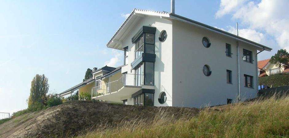 BSD-sa Architecture et Urbanisme - Villa Grandson