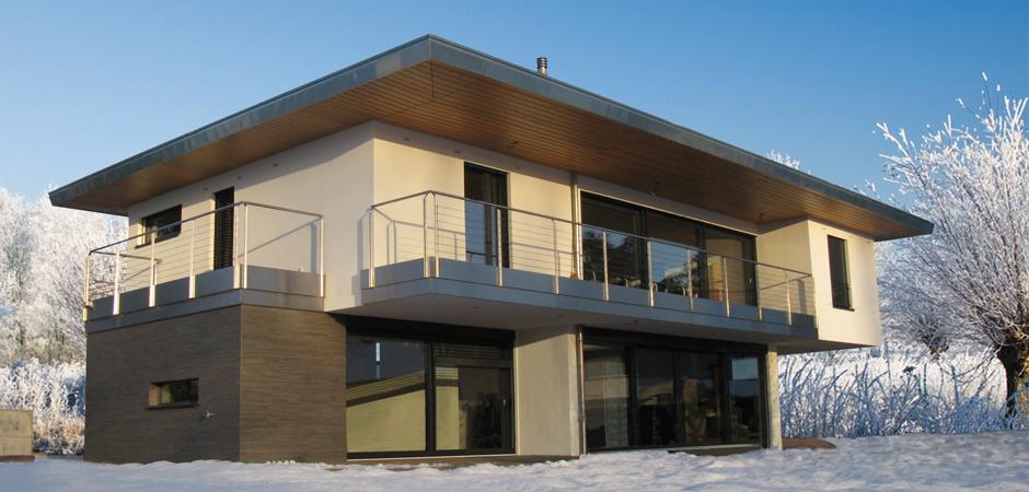BSD-sa Architecture et Urbanisme - Villa à Préverenges
