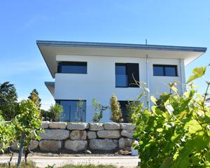 BSD-sa Architecture et Urbanisme - Villa Bremblens