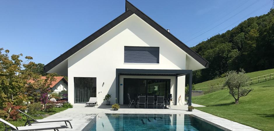BSD-sa Architecture et Urbanisme - Villa Ependes